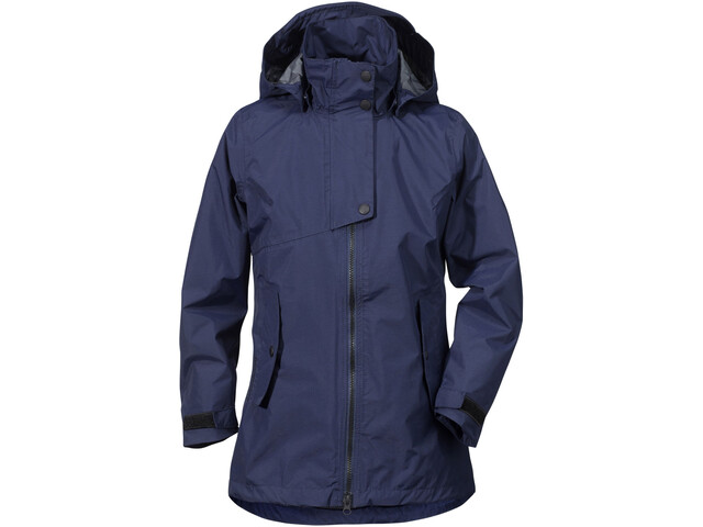 Didriksons 1913 Cilly Veste Fille, navy